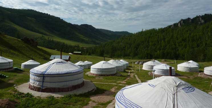 Ger Camp, Terelj, Mongolia