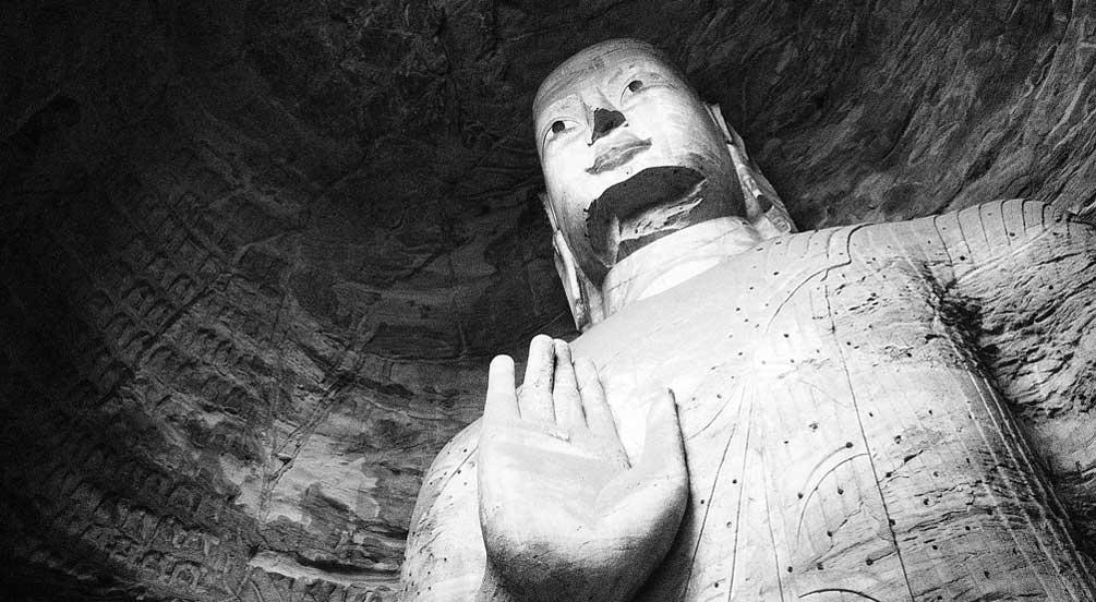 Yungang Grottoes, China