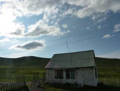 My dwelling Mongolia