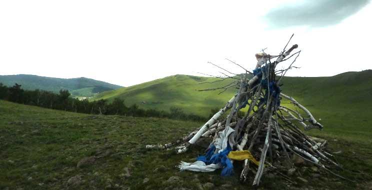 Shaman ritual, Mongolia